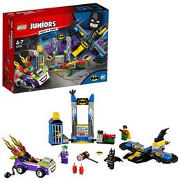 LEGO Juniors 10753, Jokeren angriper Batcave
