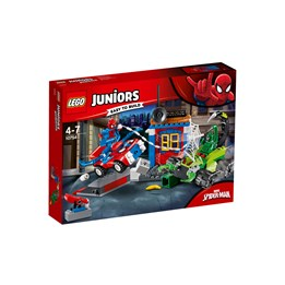 LEGO Juniors 10754, Spider-Man mot Scorpion