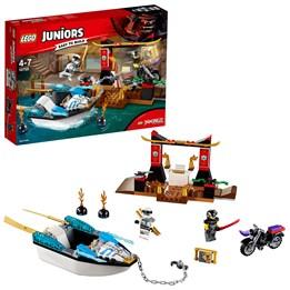 LEGO Juniors 10755, Ninjaen Zanes ville båtjakt