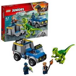 LEGO Juniors 10757, Raptorens Redningsbil