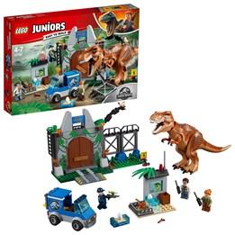 LEGO Juniors 10758, T. Rex' Flukt