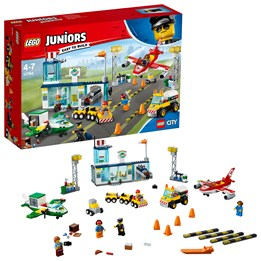 LEGO Juniors 10764, City Flyplass
