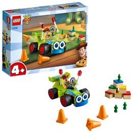 LEGO Toy Story 10766 - Woody og fjernstyrt bil