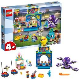 LEGO Toy Story 10770 - Buzz og Woodys tivolibesøk!