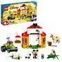 LEGO Mickey & Friends 10775, Bondegården til Mikke Mus og Donald Duck