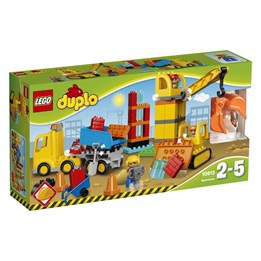 LEGO DUPLO Town 10813, Stor byggeplass