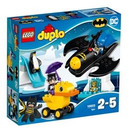 LEGO DUPLO 10823, Super Heroes Batwing-Eventyr