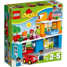LEGO DUPLO 10835, Hus