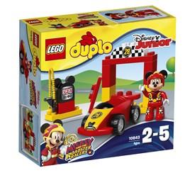 LEGO DUPLO 10843, Mikkes Racerbil