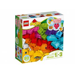 LEGO DUPLO 10848, Mine Første Klosser