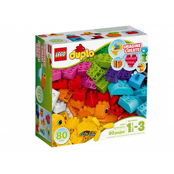 Lego Duplo 10848 Mine Første Klosser Hjem Lekiano