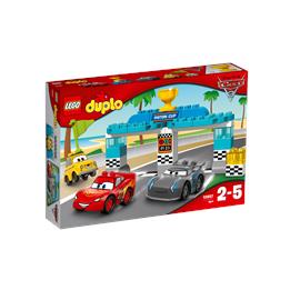 LEGO DUPLO 10857, Stempelcup-Løpet