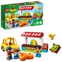 LEGO DUPLO Town 10867, Bondens marked