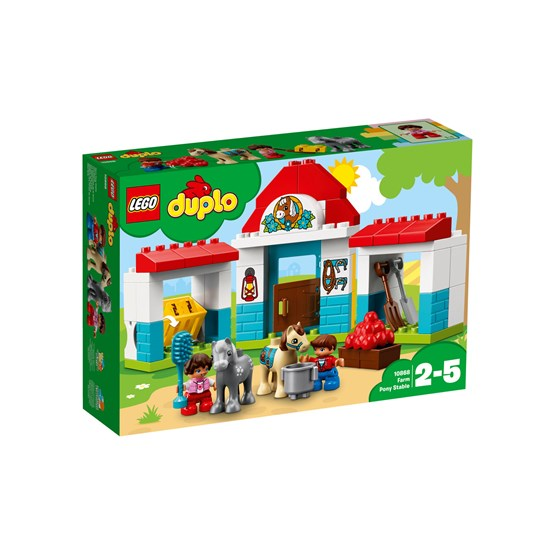 Lego Duplo Town 10868 Ponnistall Hjem Lekiano