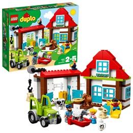 LEGO DUPLO Town 10869, Bondegårdseventyr