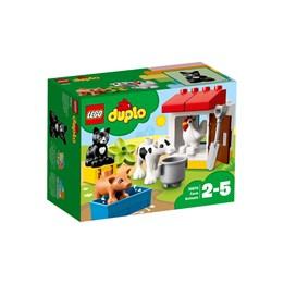 LEGO DUPLO Town 10870, Gårdsdyr