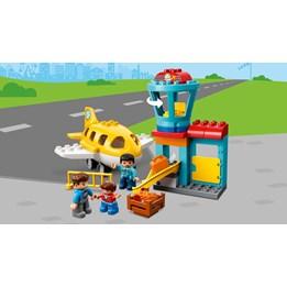 LEGO DUPLO Town 10871, Flyplass