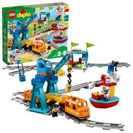 LEGO DUPLO Town 10875, Godstog