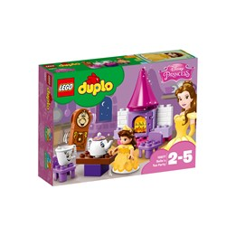 LEGO DUPLO Princess 10877, Belles teselskap