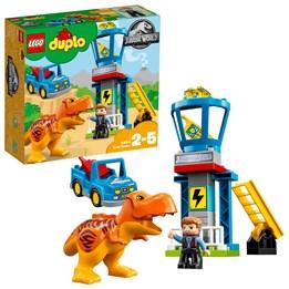 LEGO DUPLO Jurassic World 10880, T. Rex-Tårn
