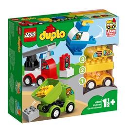 LEGO DUPLO My First 10886, Mine første bilmodeller