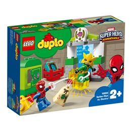 LEGO DUPLO Super Heroes 10893, Spider-Man mot Electro