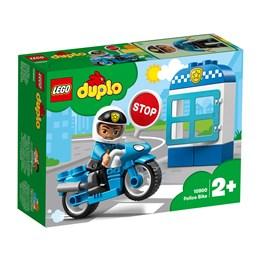 LEGO DUPLO Town 10900, Politimotorsykkel