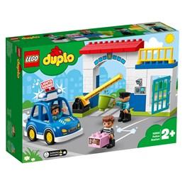 LEGO DUPLO Town 10902, Politistasjon