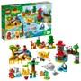 LEGO DUPLO Town 10907 - Verdens dyr