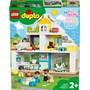 LEGO Duplo Town 10929, Modulbasert lekehus