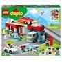 LEGO DUPLO Town 10948, Parkeringshus og bilvask