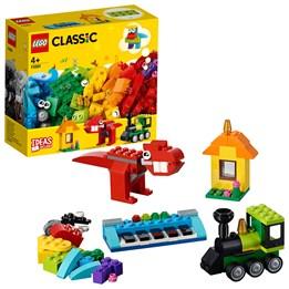 LEGO Classic 11001, Klosser og ideer