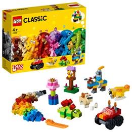 LEGO Classic 11002, Sett med basisklosser