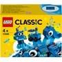 LEGO Classic 11006, Blå kreativitetsklosser