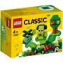 LEGO Classic 11007, Grønne kreativitetsklosser