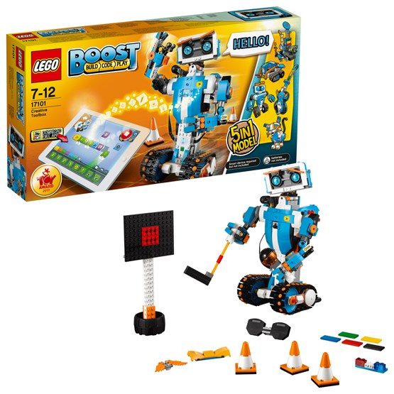 LEGO BOOST 17101, Creative Toolbox