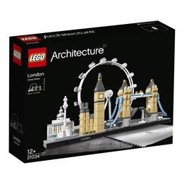 LEGO Architecture 21034, London