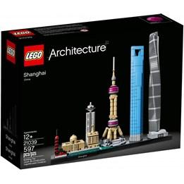 LEGO Architecture 21039, Shanghai