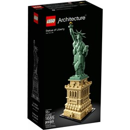 LEGO Architecture 21042, Frihetsgudinnen
