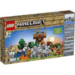 LEGO Minecraft 21135, Konstruksjonsboks 2.0