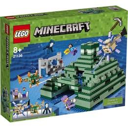 LEGO Minecraft 21136, Havmonumentet