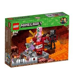 LEGO Minecraft 21139, Kampen i Nether