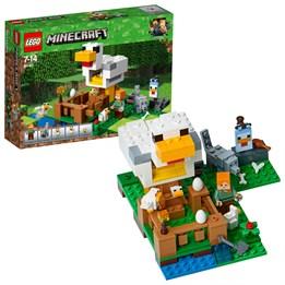 LEGO Minecraft 21140, Hønsegården