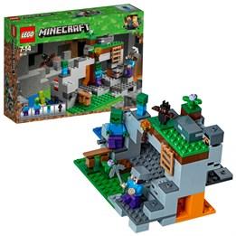 LEGO Minecraft 21141, Zombiehulen