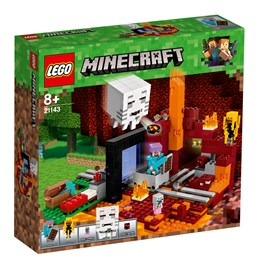 LEGO Minecraft 21143, Nether-portalen