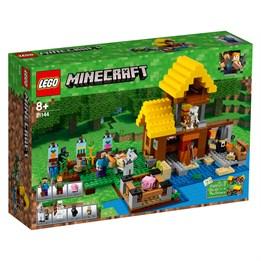 LEGO Minecraft 21144, Gårdshuset