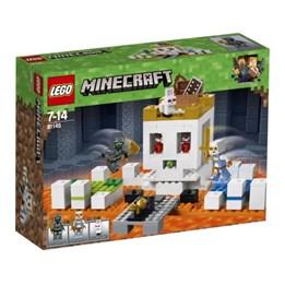 LEGO Minecraft 21145, Hodeskallearenaen