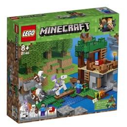 LEGO Minecraft 21146, Skjelettangrep