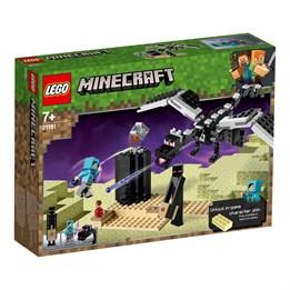 LEGO Minecraft 21151, Oppgjør i The End