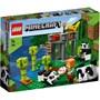 LEGO Minecraft 21158, Pandahjem med park